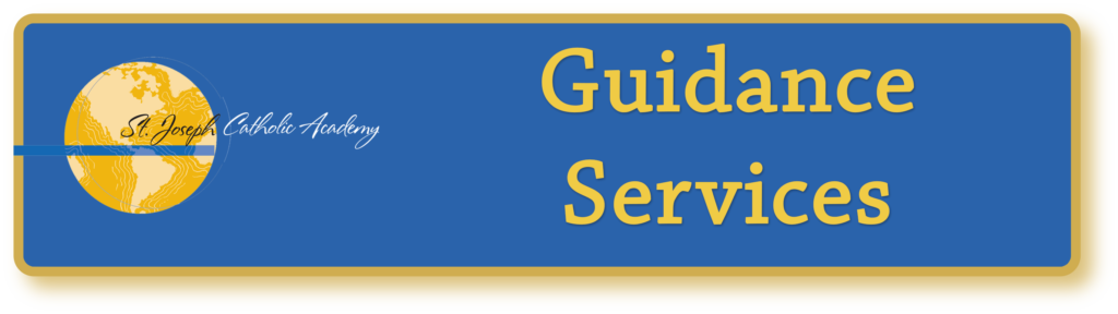 St. Joseph Catholic Academy Guidance Services