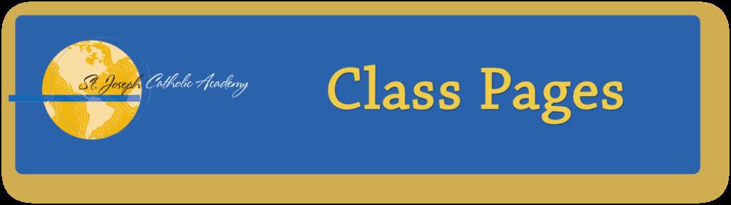 St. Joseph Catholic Academy classes