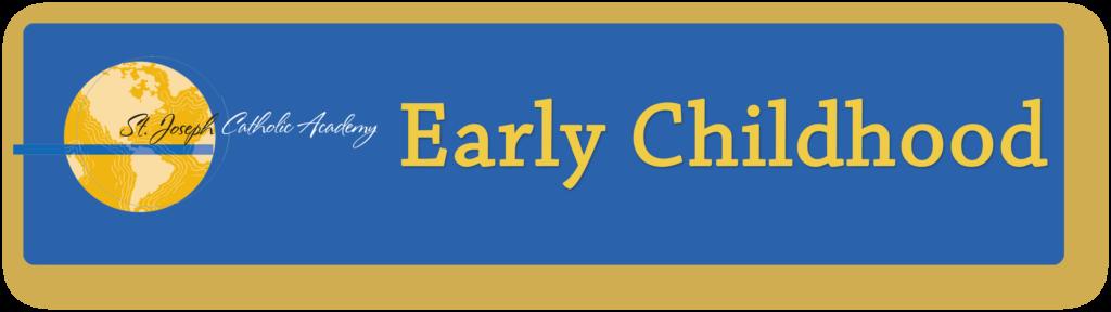 St. Joseph Catholic Academy early childhood